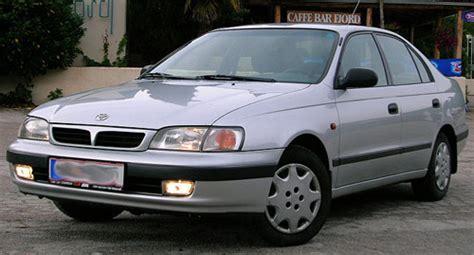 Toyota Carina E 1992 1997 Service Repair Manual Download