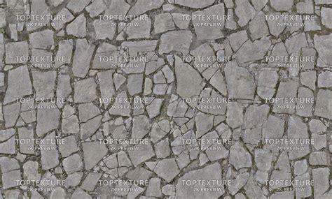 Broken Ground Flagstone Tiles   Top Texture