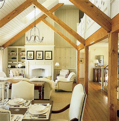 stylish cottage living  decorating ideas