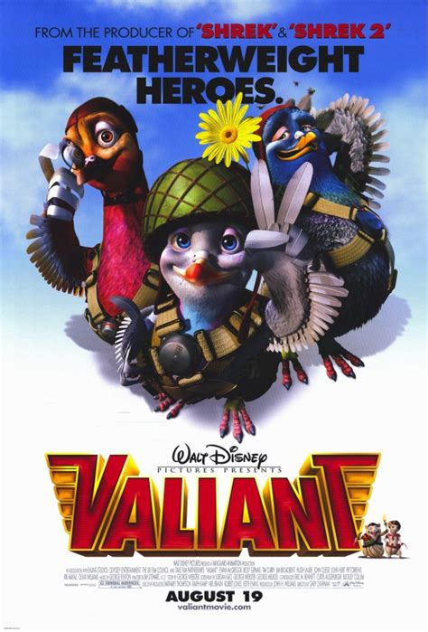 film cartoon valiant valiant movie posters from movie poster shop