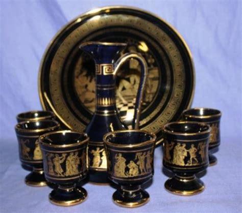 Handmade In Greece - other porcelain ceramics r1 8 teaset