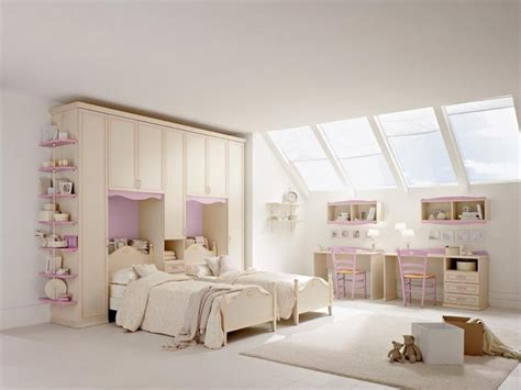 two floor bed trendy bedroom ideas with soft hues and modern arrangement amaza design