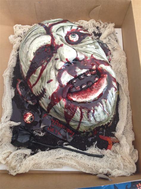 Cakecreated Zombie Cake