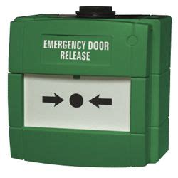 Emergency Door Release by Kac Wcp3a G000sf 12 Weatherproof Emergency Door Release