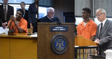 Washtenaw Trial Court Search Killer Thug Smiles At Victim S Family In Court Judge Wipes Smug Grin His