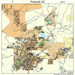 arizona map prescott prescott arizona map 0457380