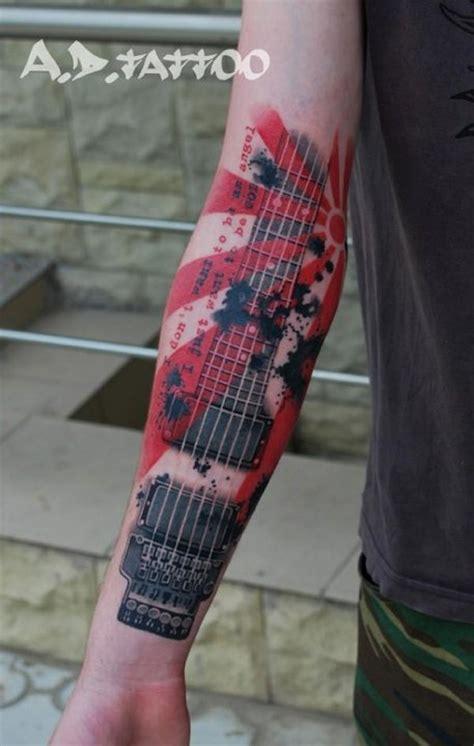 tattoo gun guitar string 1000 images about music tattoo on pinterest musicals