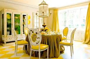 yellow dining room ideas dining room in yellow whie and olive green may 2013 color