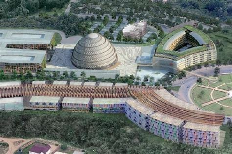 US$ 300m Kigali Convention Centre in Rwanda set to be