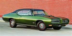 Gto Pontiac 1968 Pontiac Gto Collectibility Price Specs Coupe