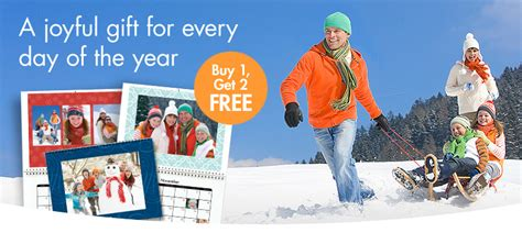 Calendar Deals Snapfish Snapfish Buy One Photo Calendar Get Two Free Southern