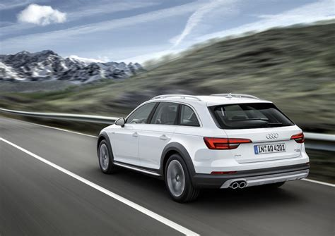 Wie Lang Ist Ein Audi A4 Avant by Audi A4 Allroad Quattro Test Crossover Avant Autogef 252 Hl