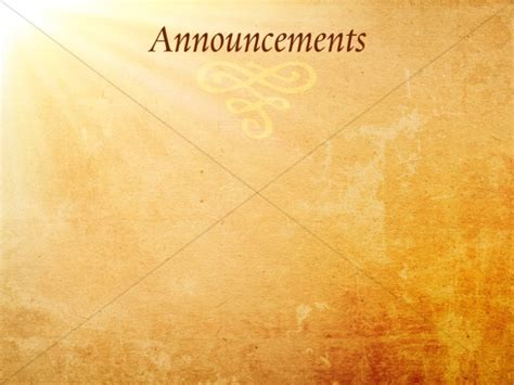 Church Announcements Announcement Backgrounds Sharefaith Powerpoint Announcement Templates