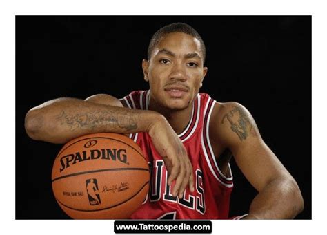 derrick rose tattoos 1988 76 best derrick images on derrick