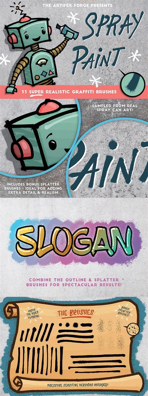 spray paint on illustrator adobe illustrator spray paint brushes for premium members
