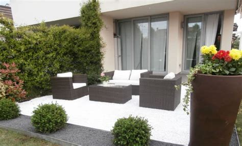 giardino moderno design arredare un giardino in modo moderno e raffinato leitv