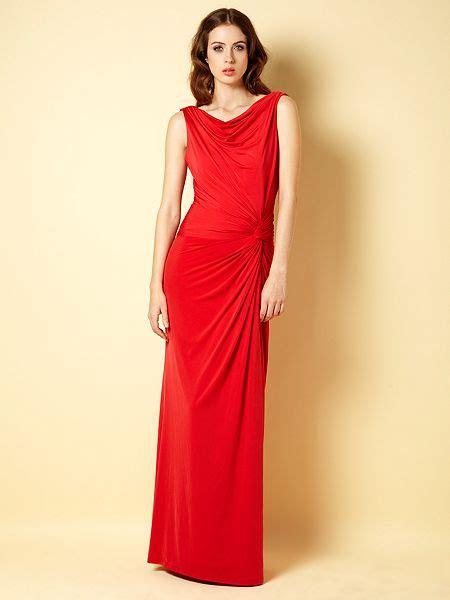 Dress Maxy Clara biba clara cowl back maxi dress house of fraser