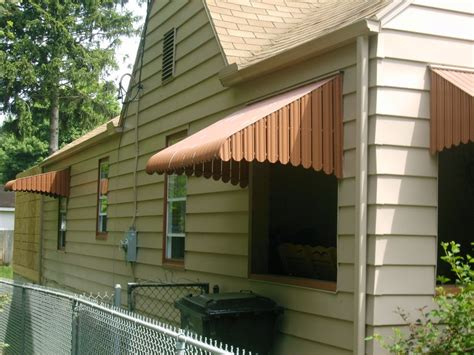 Residential Aluminum Awnings by B H Awning Awnings Business Residential Window