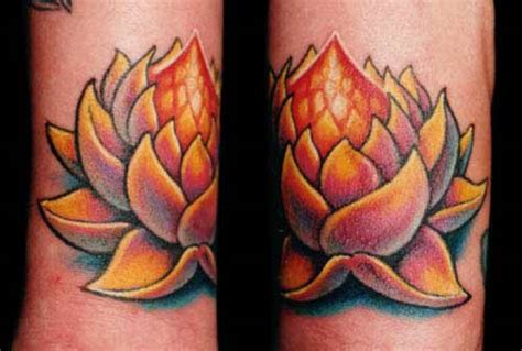 flower tattoo guy lotus tattoo by guy aitchison tattoos