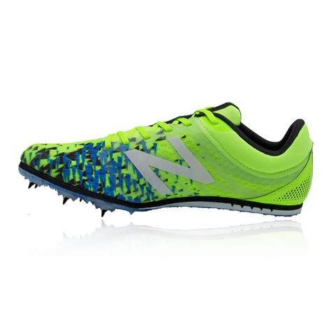 athletic spike shoes new balance md500v5 mens green running athletic spikes