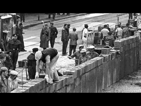 wann wurde die mauer gebaut am 13 august 1961 wurde die berliner mauer gebaut