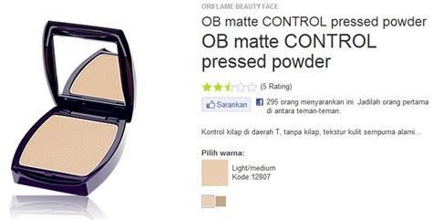 Bedak Giordani Oriflame powder matte pressed powder giordany gold bronzing pearls