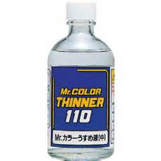 Mr Color Thinner 110 Ml Mr Colour Thiner 110ml Hobby Hoby Hobi Mr Color Thinner 110ml