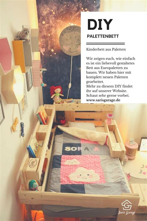 diy kinderbett best 25 selber bauen bett ideas only on