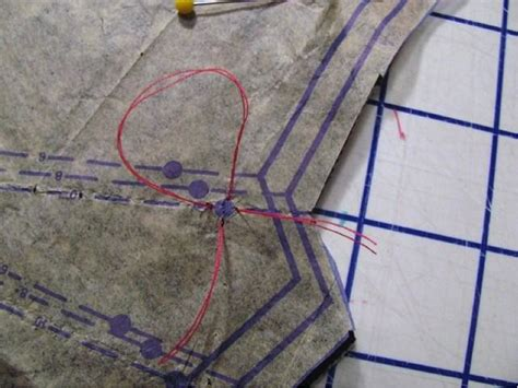 pattern markings definition make your mark using tailor s tacks for pattern marking