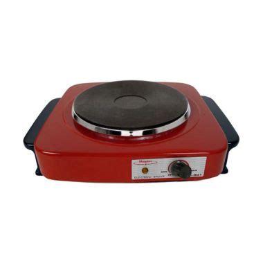 Maspion S 301 Kompor Listrik Elektrik Merah jual maspion s301 merah kompor listrik harga