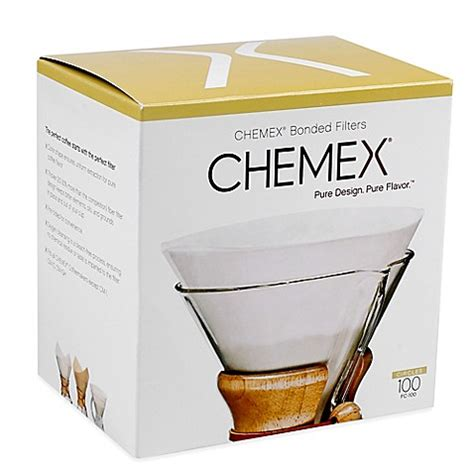 bed bath and beyond chemex chemex 174 100 count bonded coffee filters bed bath beyond