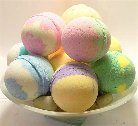 Handmade Bath Bombs - handmade gift ideas part 1 bath and