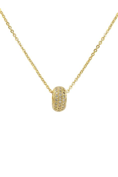 brass chain for jewelry brass chain rhinestone pendant necklace necklaces