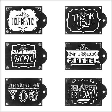 printable chalkboard name tags chalkboard printable tags the cottage market