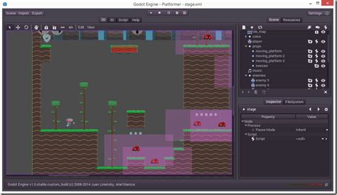 best design editor a closer look at the godot game engine