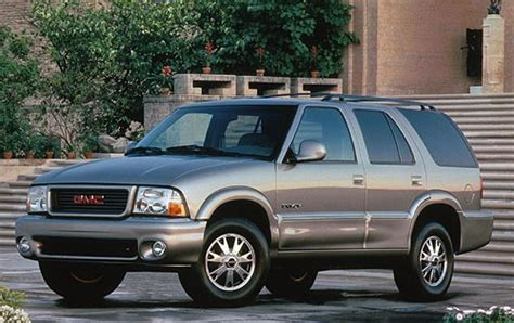 used 1998 gmc envoy for sale pricing features edmunds