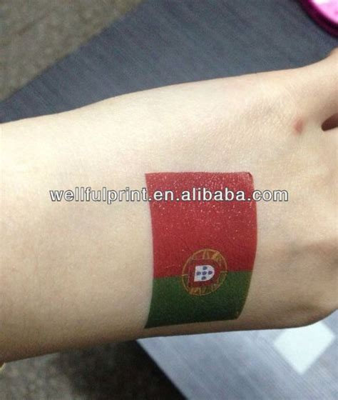 Tattoo Prices Portugal | tattoo prices portugal body tattoo sticker portugal flag