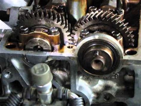 575 Block Toyota Great Corolla 4a 1996 corolla engine rebuild aligning camshaft timing marks