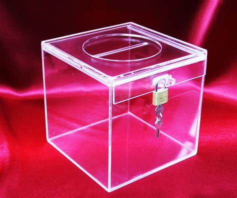 Acrylic Box acrylic boxes pendec design pte ltd