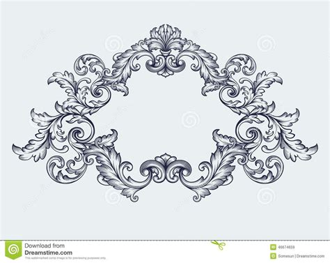 border decorative element patterns vector floral decorative element border and patterns vector