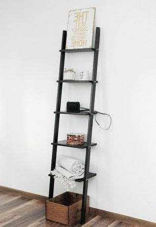 drabinka czekoladowa basia wenge  ladder decor