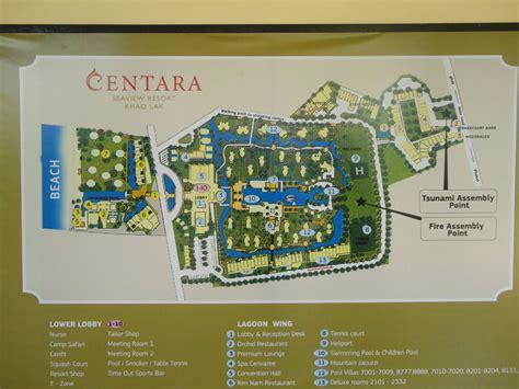 room mapping quot hotelanlage plan quot centara seaview khao lak resort nang holidaycheck khao lak