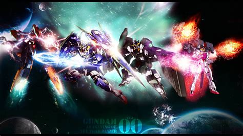 gundam wallpaper for mobile mobile suit gundam 00 wallpapers wallpaper cave