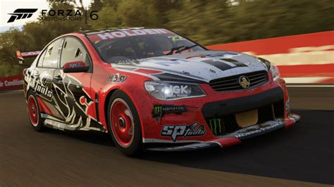 Forza Motorsport 6 Gets V8 Supercars and Awesome 1080p