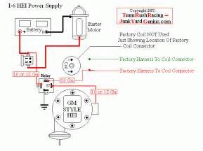 chevy hei msd ignition wiring diagram get free image about wiring diagram