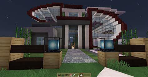 imagenes de casas epicas de minecraft minecraft casas modernas buscar con google ideas para