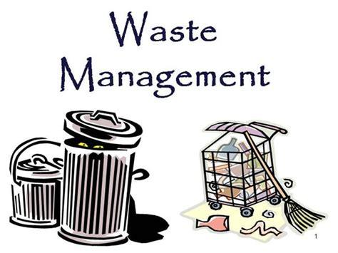waste management authorstream