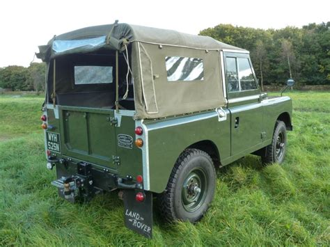 colorado land rover 1974 series 3 soft top purchased by alastair in colorado