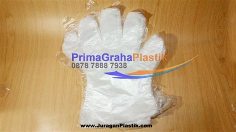 Sarung Tangan Plastik sarung tangan plastik makanan home