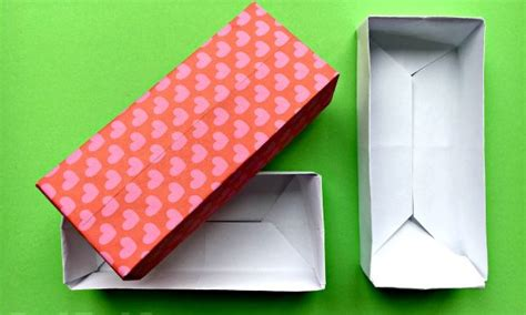 Simple Origami With Rectangular Paper - origami archives ted s